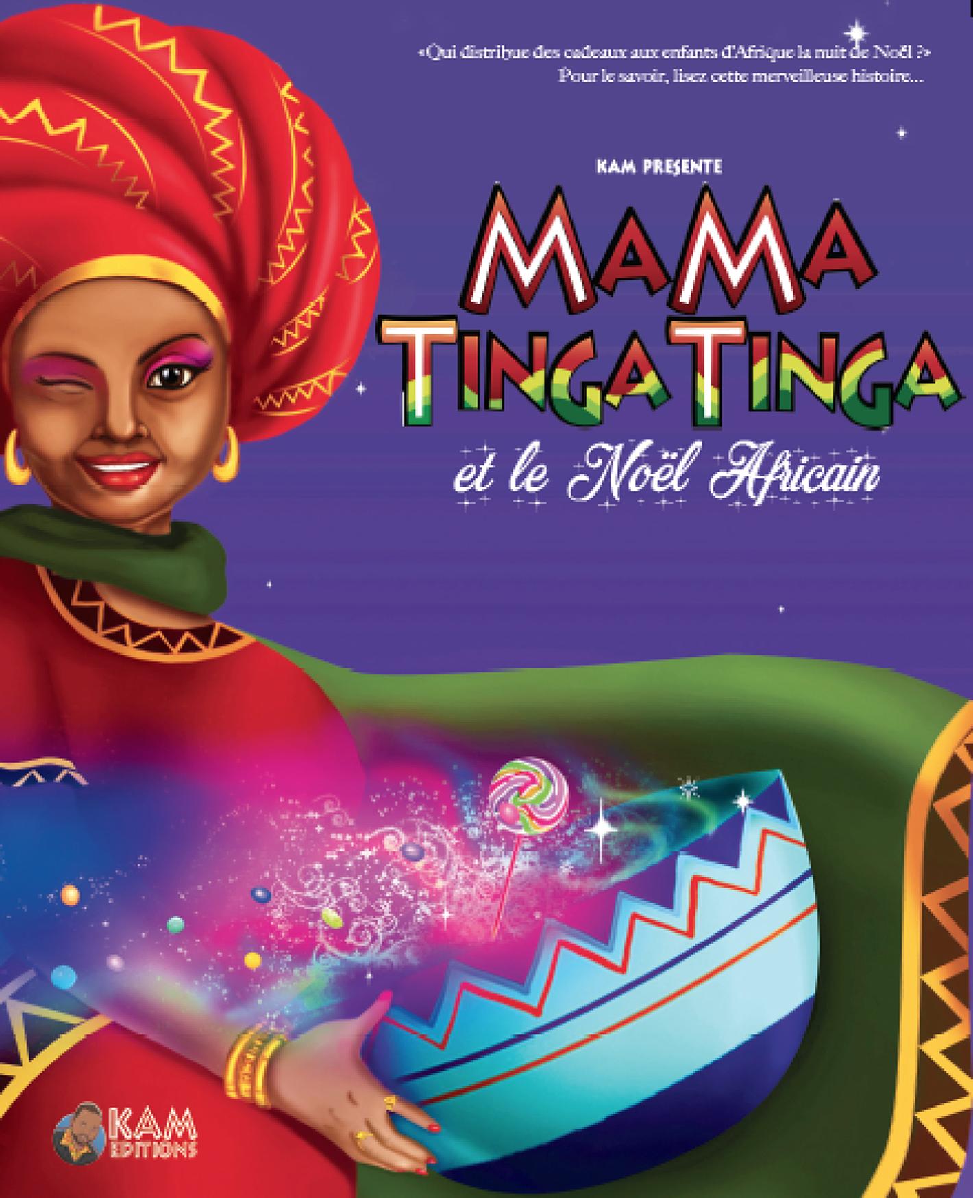 Livre 1: Le Noël Africain