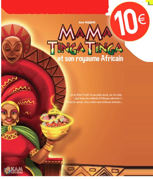 LIVRE 3: SON ROYAUME AFRICAIN